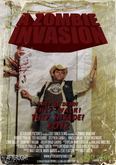 A Zombie Invasion