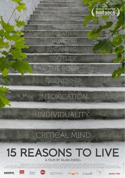 15 Reasons to Live