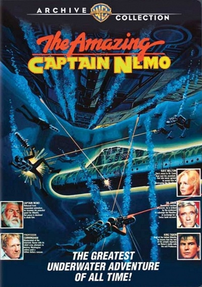 Amazing Captain Nemo