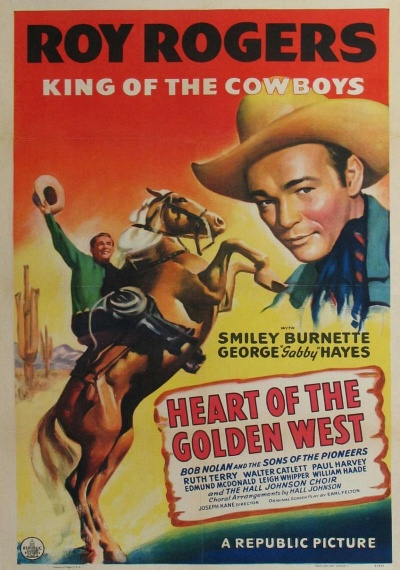 Heart of the Golden West