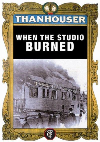 When the Studio Burned