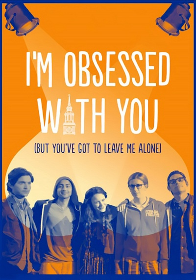 I'm Obsessed With You: But You've Got Leave Me Alone