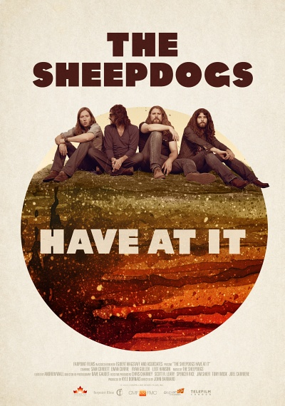 The Sheepdogs: Have At It