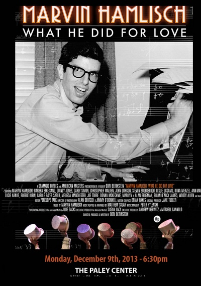 Marvin Hamlisch: What He Did For Love