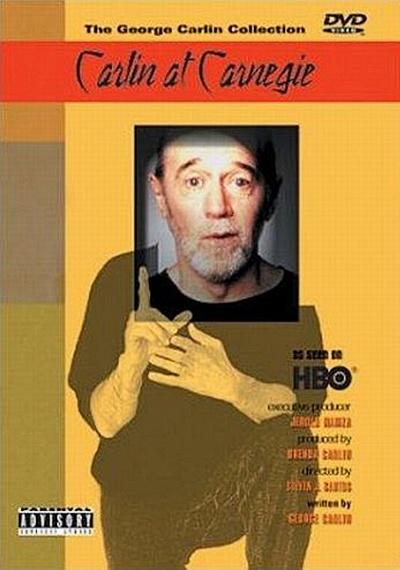George Carlin: Carlin at Carnegie