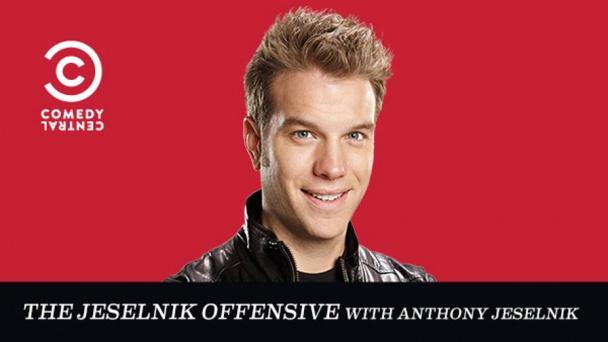 The Jeselnik Offensive