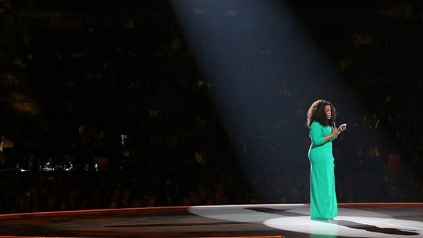 Oprah's The Life You Want Weekend