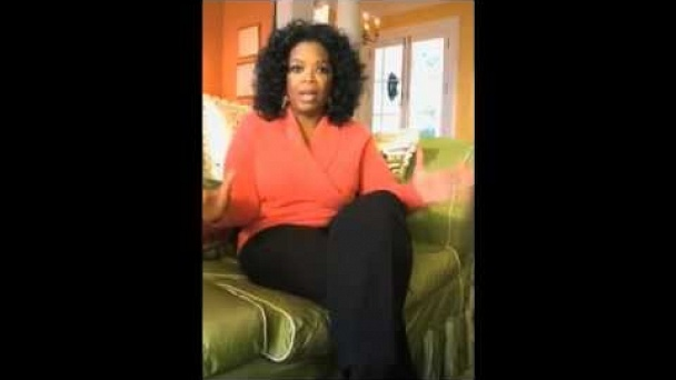 Oprah's Special Messages