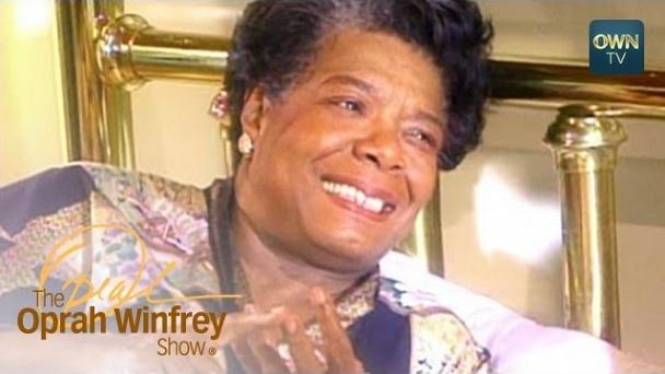 Remembering Dr. Maya Angelou - #HonoringMaya