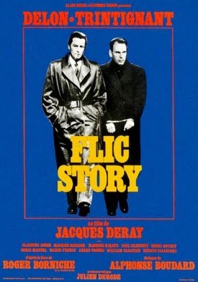 Alain Delon: Flic Story