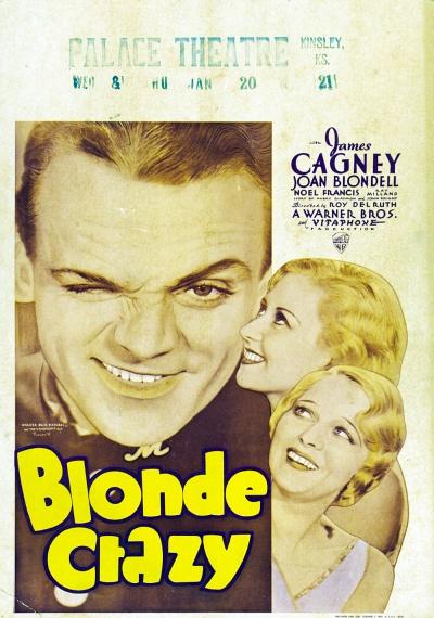 Blonde Crazy