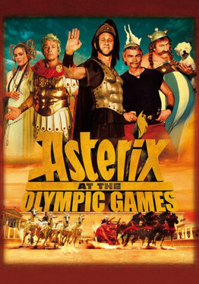 Asterix aux Jeux Olympiques (Asterix at the Olympic Games)