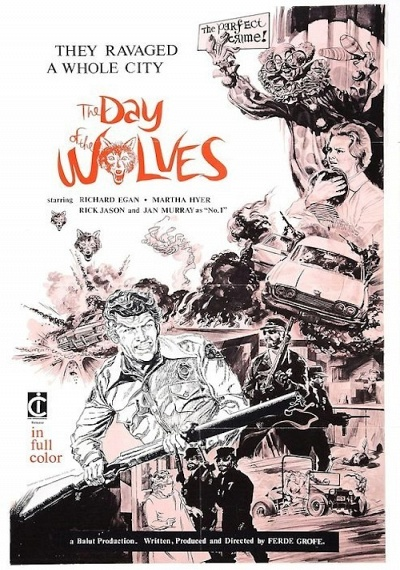 Day of the Wolves