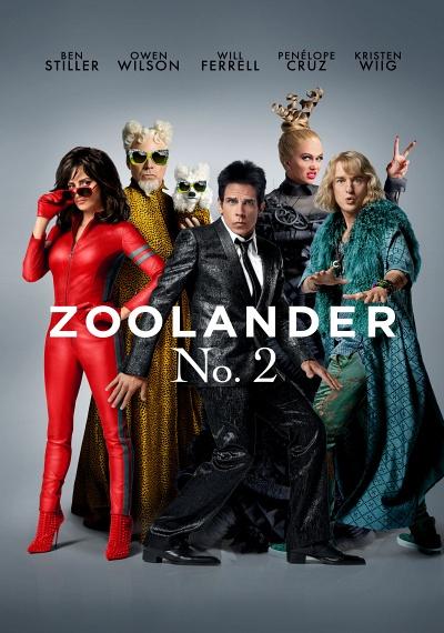 Zoolander No.2