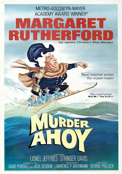 Murder Ahoy!