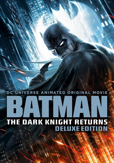 Batman: The Dark Knight Returns (Parts 1 & 2)
