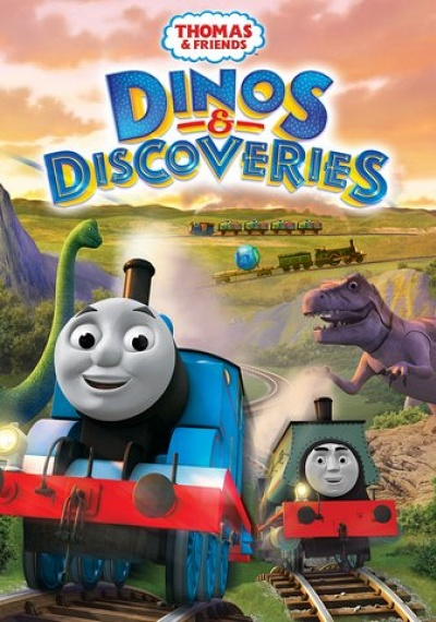 Thomas & Friends: Dinos & Discoveries