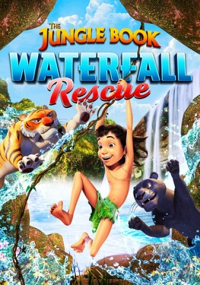 The Jungle Book: The Waterfall Rescue