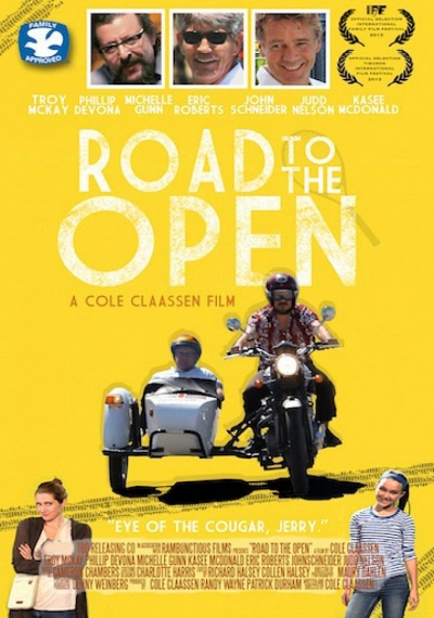 Road to the Open