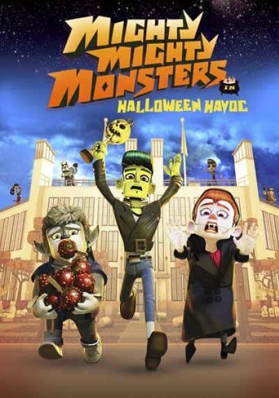 Mighty Mighty Monsters in Halloween Havoc