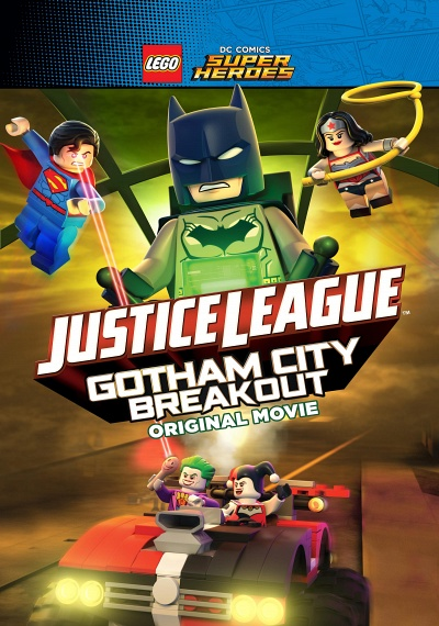 LEGO DC Super Heroes: Justice League - Gotham City Breakout