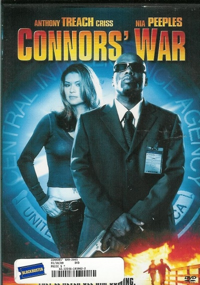 Connors' War