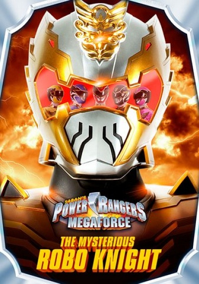 Power Rangers Megaforce The Mysterious Robo Knight Vol.2