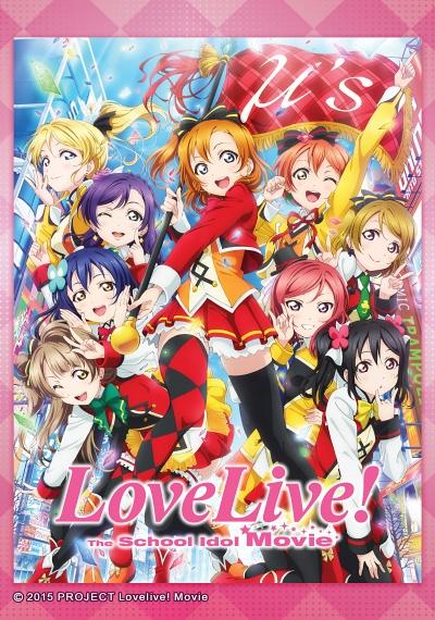 Love Live!: The School Idol Movie