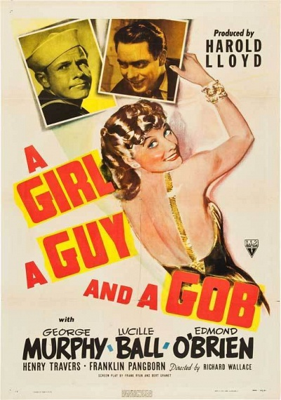 A Girl, A Guy, And A Gob
