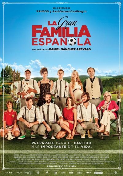 The Big Spanish Family