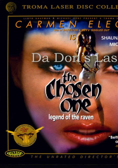 Chosen One: Legend of the Raven