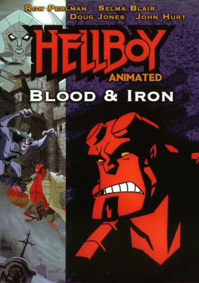 Hellboy: Animated: Blood & Iron