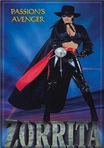 Zorrita: Passion's Avenger