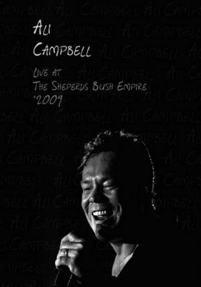 Ali Campbell - Live at the Sheperds Bush Empire