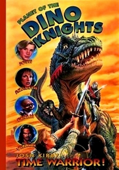 Josh Kirby, Time Warrior: Planet of the Dino Knights