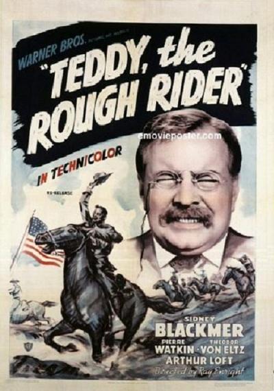 Teddy The Rough Rider