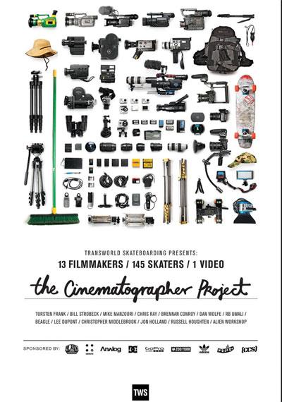 The Cinematographer Project - Transworld Skateboarding