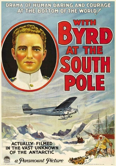 With Byrd at the South Pole