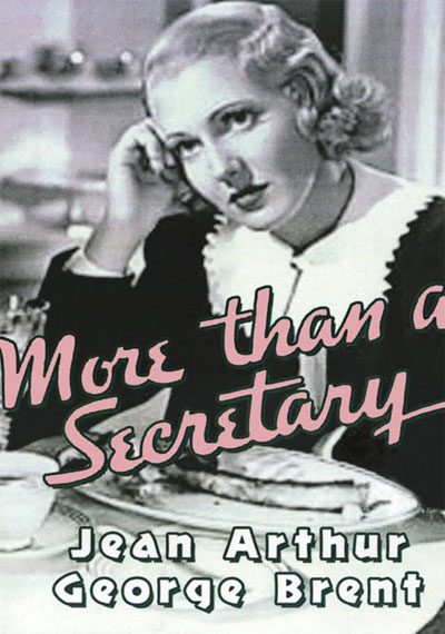 More Than a Secretary