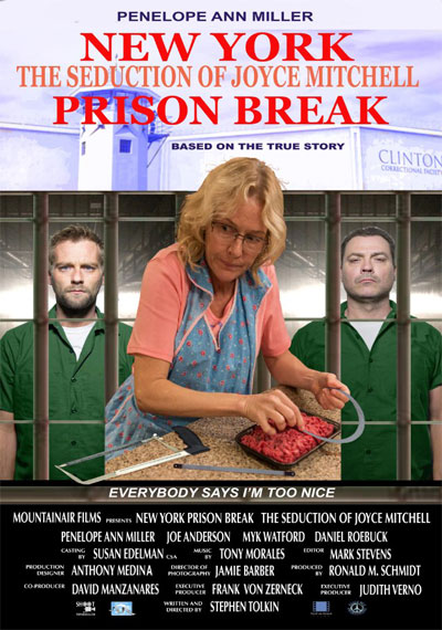 New York Prison Break: The Seduction of Joyce Mitchell