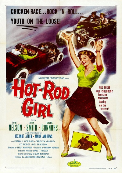 Hot-Rod Girl