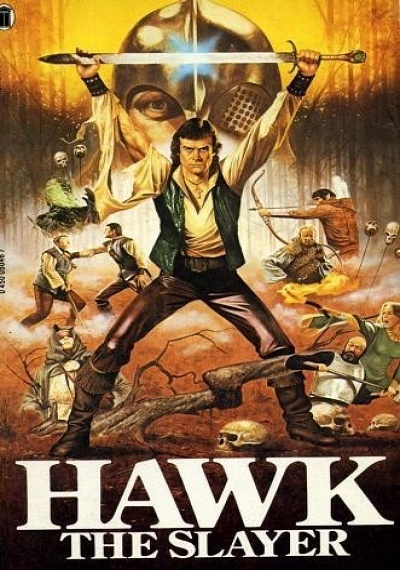 Hawk: The Slayer