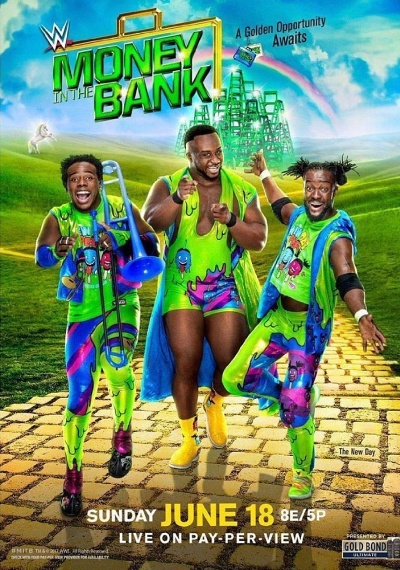 WWE: Money in the Bank 2017