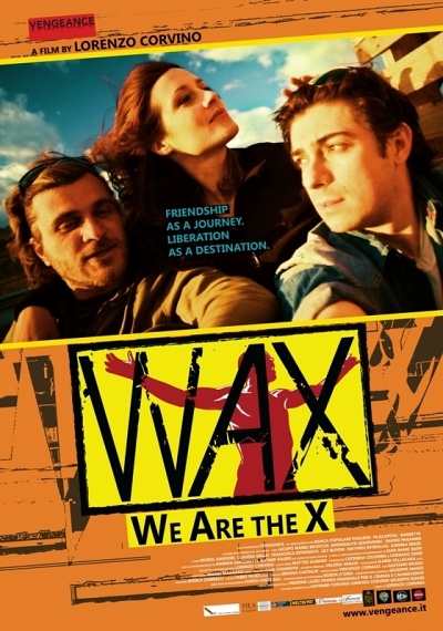 Wax, We Are the X