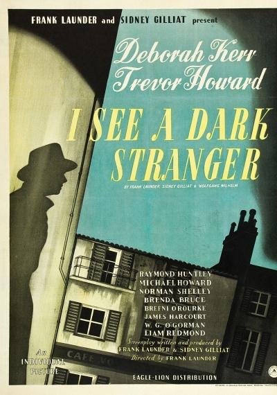 I See a Dark Stranger