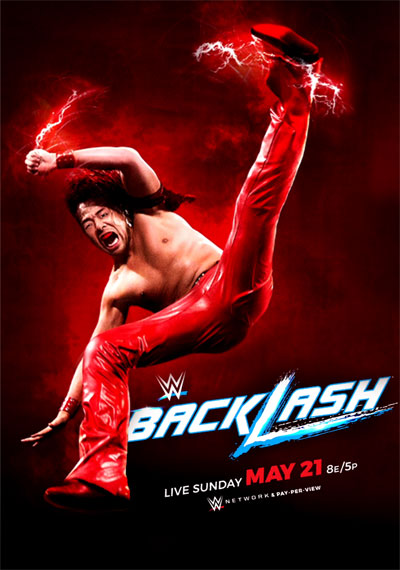 WWE: Backlash 2017