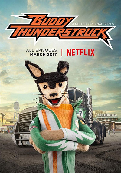 Buddy Thunderstruck: The Maybe Pile