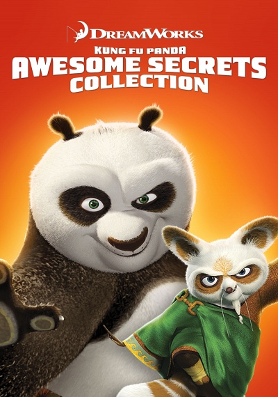 Dreamworks Kung Fu Panda: Awesome Secrets Collection