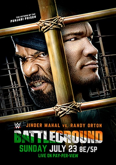 WWE: Battleground 2017