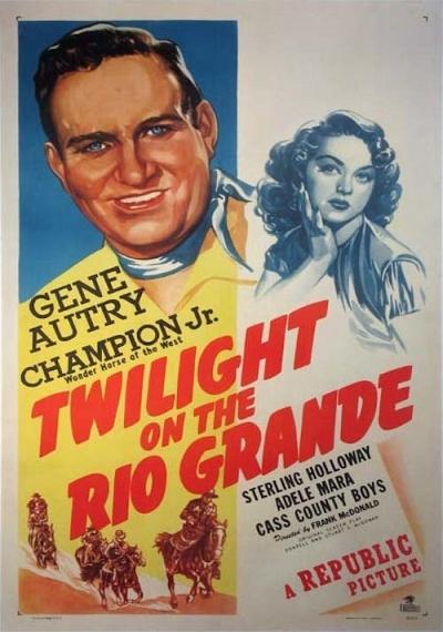 Twilight on the Rio Grande